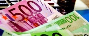 Curs valutar BNR 25 februarie 2020. Valoare record pentru moneda europeană