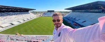 David Beckham, contract uriaş de sponsorizare