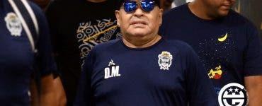 Diego Maradona șochează din nou