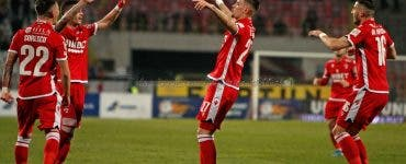 Dinamo - Astra 2-0
