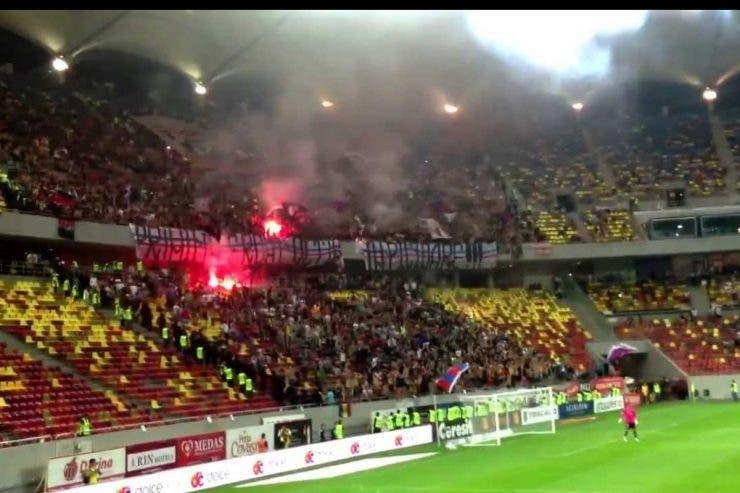 Dinamo - FCSB! Echipele probabile!