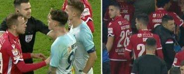 Dinamo câștigă derby-ul și o încurcă pe FCSB