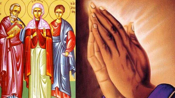 Calendar ortodox 19 februarie 2020. Sfânții Apostoli Arhip, Filimon și Apfia