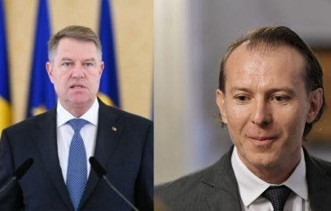 Klaus Iohannis l-a desemnat pe Florin Cîțu premierul României
