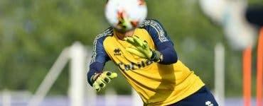 Ionuț Radu este rezervă şi la Parma