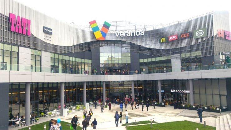 Alertă cu bombă la Mall Veranda din Capitală. Autoritățile au evacuat clădirea