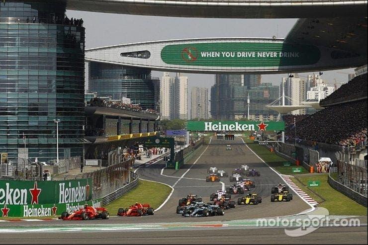 Marele Premiu al Chinei a fost anulat