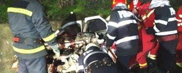 Scene șocante în Olt. Patru tineri au murit într-un accident rutier