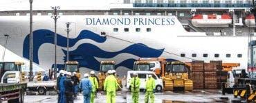 Carantina pasagerilor de pe nava Diamond Princess a luat sfârșit. 500 de persoane vor fi debarcate
