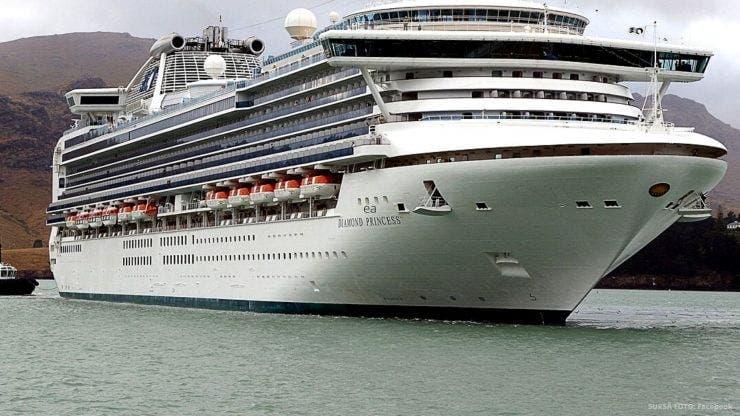 Românii de pe vasul de lux Diamond Princess revin, vineri noapte în România. Doi românii au rămas spitalizați în Japonia