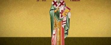 Calendar ortodox 25 februarie 2020. Sfântul Tarasie, apărătorul sfintelor icoane