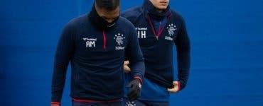 Scoțienii îl laudă pe Ianis Hagi