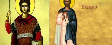 Calendar ortodox 27 februarie 2020. Sfântul Cuvios Procopie și Sfântul Talaleu