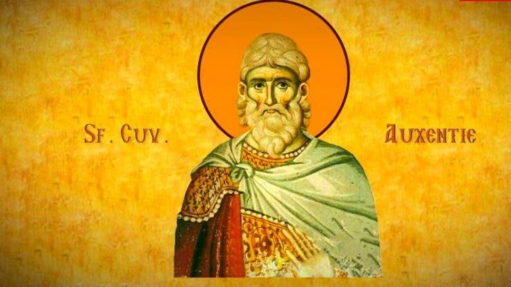 Calendar creștin ortodox 14 februarie 2020. Sfântul Auxentie, tămăduitorul lumii