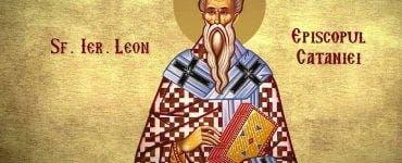 Calendar ortodox 20 februarie 2020. Sfântul Leon, îngrijitorul bolnavilor