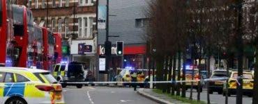 Atac armat în Londra. Mai multe persoane au fost înjunghiate de un bărbat