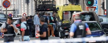 Posibil atac terorist în Belgia. O femeie a rănit mai mulți trecători