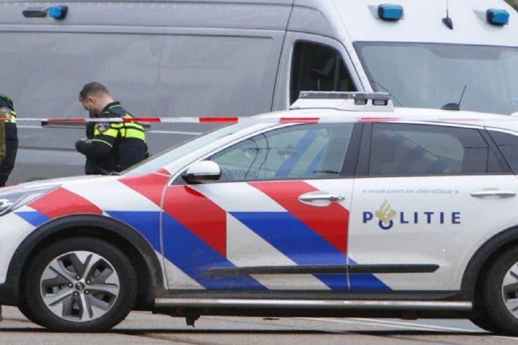 au explodat în Amsterdam