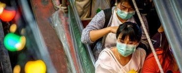 Coronavirus. Bilanțul morților din China a ajuns la 490