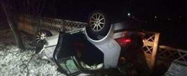 Accident mortal în Constanţa