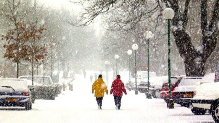 Anunț ANM! Meteorologii anunță că iarna va reveni în România