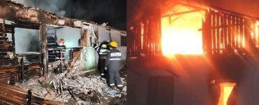 Incendiu într-o hală din Argeș. Patru copii au fost salvați la timp din calea flăcărilor