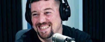 jurnalistul Ovidiu Bufnilă