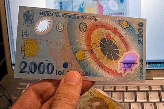 Mai ai acasă bancnote cu eclipsa de soare din 1999? Te poţi îmbogăţi! Iată cât valorează acum