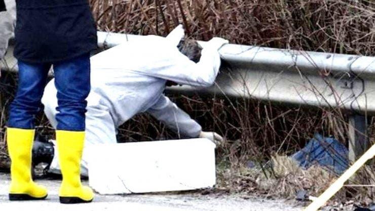 Descoperire șocantă în Vaslui. Mai mult oase au fost găsite sub un pod care traversează râul Bârlad