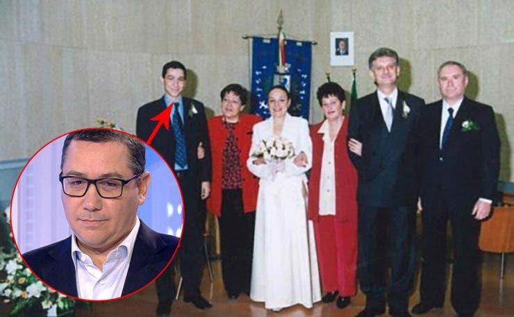 Cine a fost prima soție a lui Victor Ponta. Fostul premier a mai fost căsătorit înainte de a o cunoaște pe Daciana