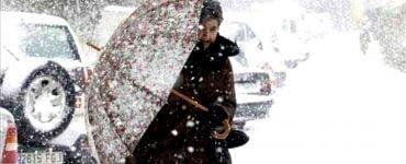 Prognoza meteo 7 februarie 2020. ANM anunță ger în toată țara