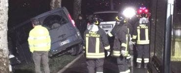 Accident grav cauzat de o româncă în Italia. Trei persoane au murit