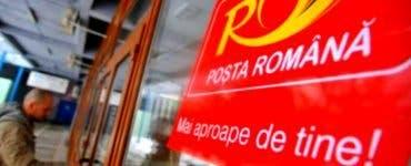 Anunț Poșta Română. Se interzice livrarea pensiilor celor suspecți de coronavirus