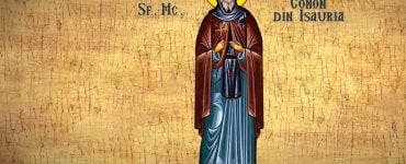 Calendar ortodox 5 martie 2020. Sfântul Mucenic Conon din Isauria