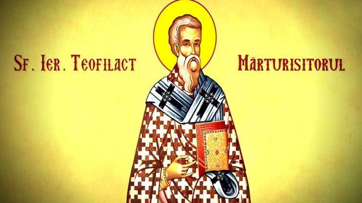 Calendar ortodox 8 martie 2020. Sfântul Teofilact, binefăcătorul bolnavilor