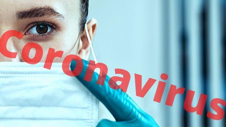 Coronavirus spitale