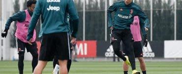Cristiano Ronaldo a plecat din Italia