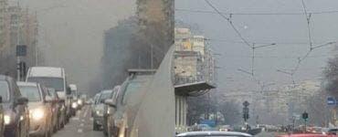 Depășiri record ale poluării în București. Ședință de urgență la Ministerul Mediului