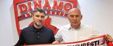 Dinamo și-a găsit antrenor