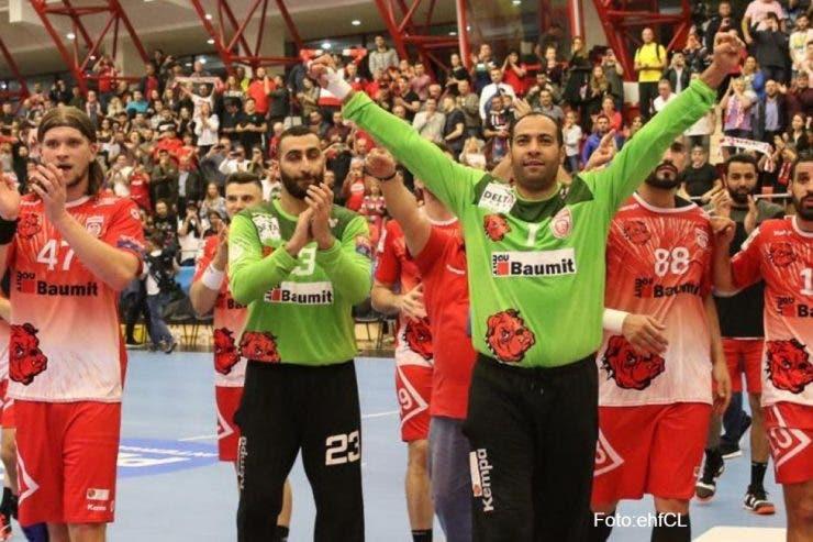 Dinamo - Sporting Lisabona 26-24
