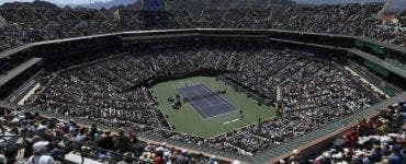 Indian Wells a fost anulat