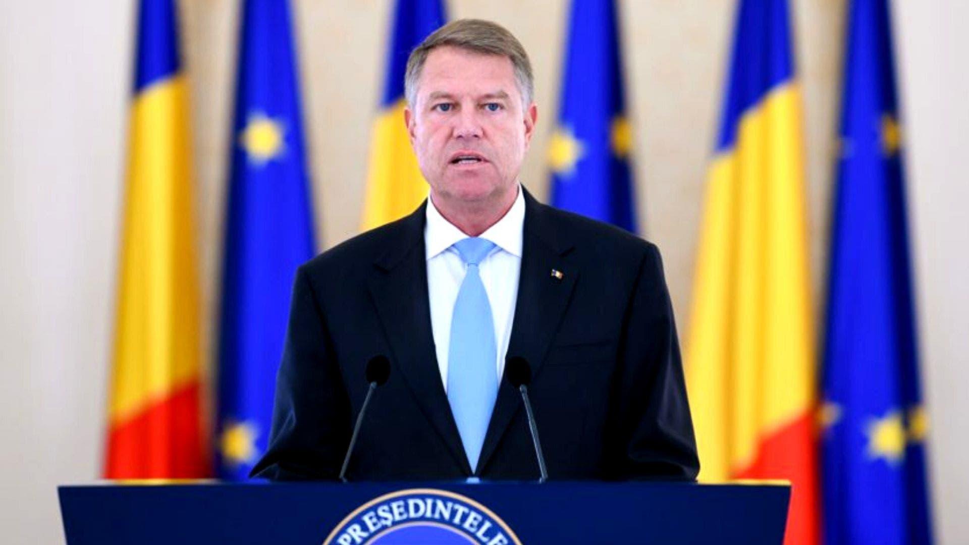 Klaus Iohannis anunț important pentru cetățenii români