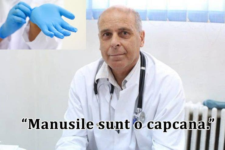 """Medic de la Victor Babeș ne spune cum să ne protejăm de coronavirus: """"Mănușile sunt o capcană"""""""