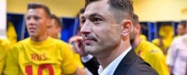 Mirel Rădoi, lista preliminară a stranierilor