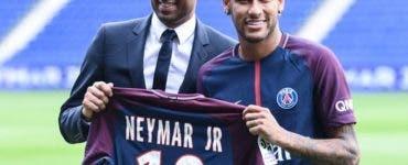 Neymar a fugit în Brazilia