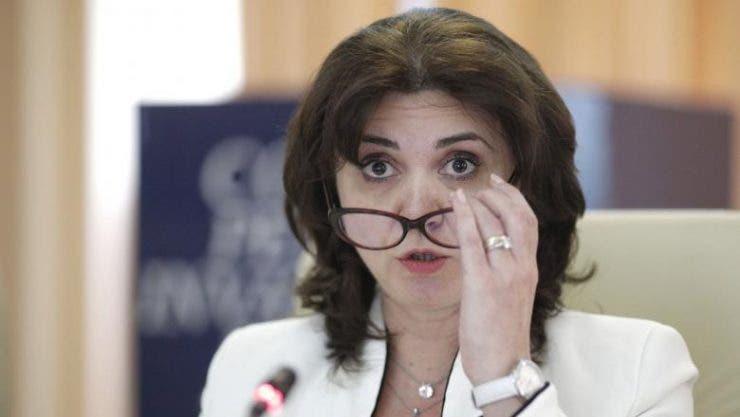 Școli închise coronavirus - Precizarile ministrului Monica Anisie