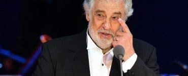 Placido Domingo, testat pozitiv