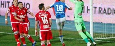 Poli Iași - Dinamo 1-0