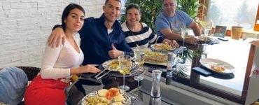 Ronaldo a plecat de urgenţă în Portugalia