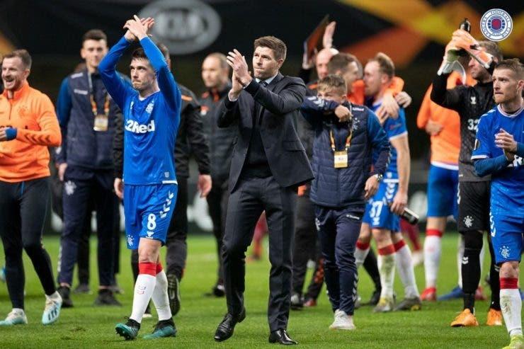 Steven Gerrard a decis
